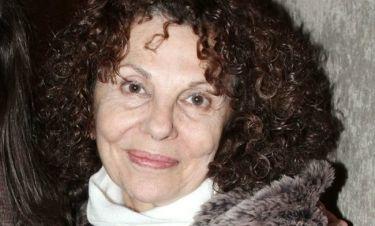 Μπέτυ Λιβανού: «Μου αρέσει πολύ να φυτεύω κάτι και να το βλέπω να μεγαλώνει»