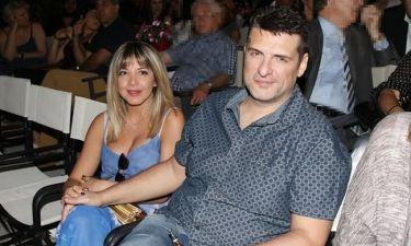 Χρίστος Αντωνιάδης: «Με την γυναίκα μου έχουμε περίπου 20 χρόνια διαφορά»