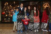 Χριστίνα Λαμπίρη: Η χριστουγεννιάτικη γιορτή στο μαγαζί της