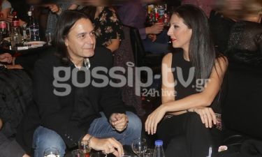 Γιάννης Κότσιρας: Σπάνια δημόσια εμφάνιση με τη σύζυγο του- Δείτε που διασκέδασαν