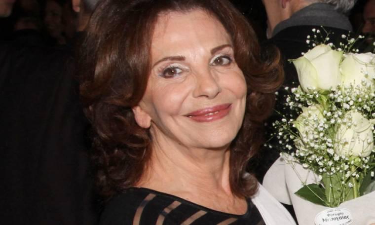 Μπέτυ Λιβανού: «Τον πατέρα μου τον είδα πρώτη φορά όταν ήμουν 12 χρονών»