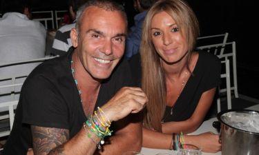 Στέλιος Ρόκκος - Ελένη Γκόφα: Παντρεύτηκαν στη Λήμνο (Η πρώτη φωτό)