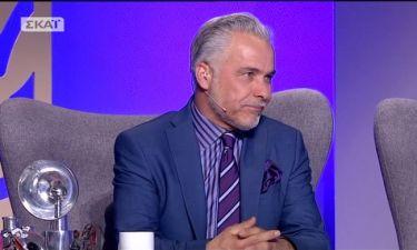 Η ανακοίνωση της Αραβανή για τον τελικό και η ατάκα του Χριστόπουλου «θα υπάρχουν δάκρυα πολλά»