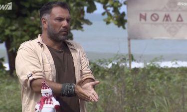 Nomads τελικός: Ξέσπασε ο Γρηγόρης: «Υπάρχει κάτι που θα ήθελα να το πω εδώ...»