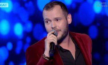 Γιώργος Ζιώρης: Ο νικητής του The voice αποκαλύπτει το μεγάλο πένθος που βίωσε ενώ ήταν στο σόου