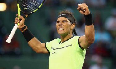 Τένις: Ακόμη μια ηχηρή απουσία από το διεθνές τουρνουά επίδειξης του Αμπού Ντάμπι