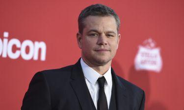 «Μαύρα» Χριστούγεννα για τον Matt Damon. Πέθανε ο πατέρας του