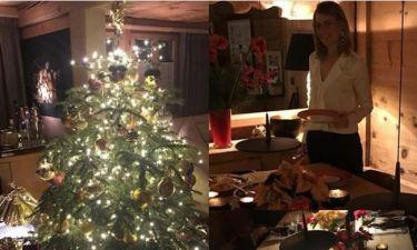 Νικόλαος-Τατιάνα: Χριστούγεννα στην Ελβετία