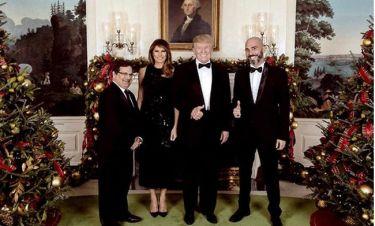 Στο πλευρό του Donald Trump ο Βαλάντης