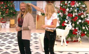 Σκορδά: Έπαθε πλάκα με τα μαλλιά του Οροκλού: «Θέλω να στα κόψω και να μου τα βάλλω»!