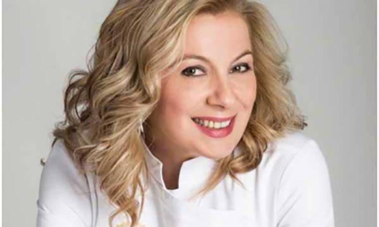 Ντίνα Νικολάου: «Η κουζίνα αγαπά τα «δάνεια»»