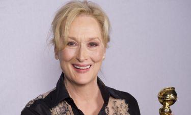 Meryl Streep: Σαρώνει σε υποψηφιότητες στις Χρυσές Σφαίρες