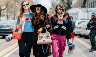 Σύμφωνα με το Pinterest αυτά είναι τα μεγαλύτερα fashion trends για το 2018