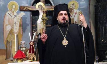 Μητροπολίτης Κωνσταντίνος Τσίλης: «Η αγάπη των Ελλήνων μάς κρατάει ζωντανούς στην ξενιτιά»