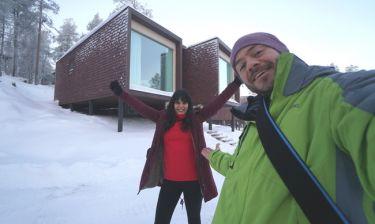 Το «Happy traveller» μας ταξιδεύει στην Φιλανδία και την Λαπωνία