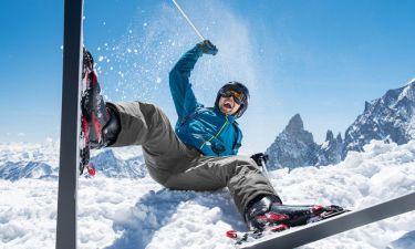 Χειμερινά σπορ και τραυματισμοί: Πώς να προστατευτείτε