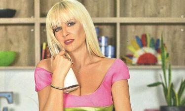 Η Μαρία Μπεκατώρου μας εύχεται για τη νέα χρονιά...