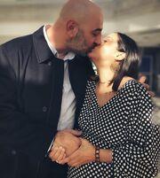 Κατερίνα Τσάβαλου - Δημήτρης Στεργίου: Μόλις παντρεύτηκαν!