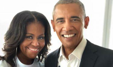 Michelle Obama: Έφαγε ελληνικό σουβλάκι και ξετρελάθηκε- Τι έγραψε στην επιστολή της;