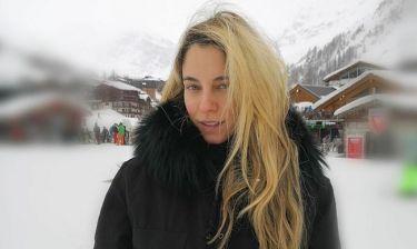 Δούκισσα Νομικού: Οι βόλτες στο χιόνι και οι παιδικές αναμνήσεις