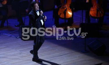 Φραγκούλης: Μια μοναδική συναυλία στο Μέγαρο Μουσικής- Δείτε ποιοι έδωσαν το παρών