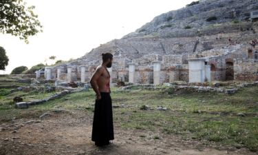 Ο «Ίων» του Ευρυπίδη έρχεται μόνο για 4 παραστάσεις