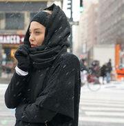 Ξεπαγιάζοντας στη Νέα Υόρκη…