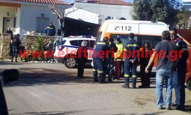 Οικογενειακή τραγωδία στη Μάνη: 34χρονος έκαψε ζωντανό τον ανάπηρο πατριό του (pics)
