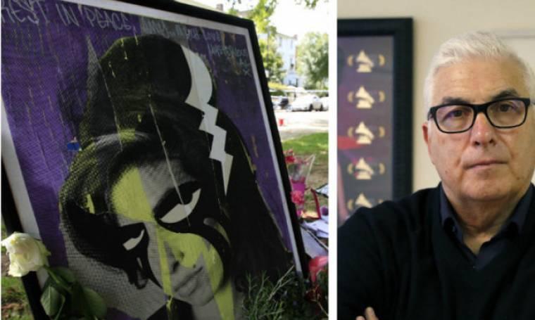 Περιγραφή που ανατριχιάζει: Το φάντασμα της Amy Winehouse επισκέπτεται τον πατέρα της!