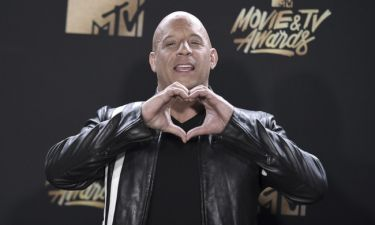 Vin Diesel: Ο ηθοποιός με τα περισσότερα έσοδα για το 2017