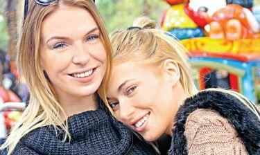 Μικαέλα Φωτιάδη: Μας συστήνει τη μικρότερη κούκλα αδελφή της, Αλεξάνδρα που είναι επίσης μοντέλο!