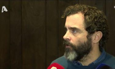 Κωνσταντίνος Μαρκουλάκης: «Ζητάω εύκολα βοήθεια και συγγνώμη»