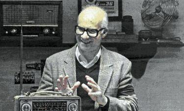Γιώργος Μητσικώστας: Μιλάει για το κινηματογραφικό του ντεμπούτο στην ταινία 1968