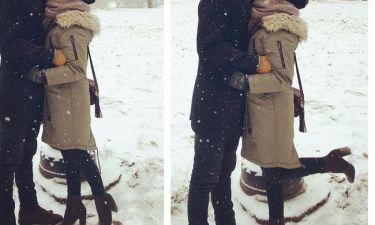 Αγκαλιές και φιλιά στο Cental Park για τα ζευγάρι