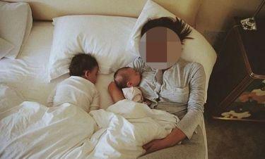 Πόσταρε βίντεο με τα παιδιά της και «έλιωσε» το instagram
