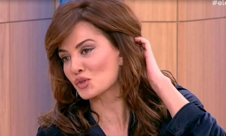 Κάγκελο η Ελένη με την Ματσούκα: «Όταν είχα τελειώσει τη σχολή, ο πρώτος μου ρόλος στην TV ήταν…»