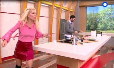 Ελένη: Ταράχτηκε με τον μάγειρα και αποχώρησε από την κουζίνα - Τι συνέβη;