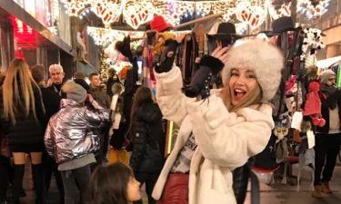 Ελένη Πετρουλάκη: Πρωτοχρονιά στο Λευκό Παλάτι