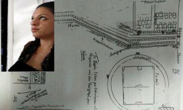 Αποκάλυψη: Αυτό είναι το χειρόγραφο σχεδιάγραμμα της δολοφονίας της Δώρας Ζέμπερη