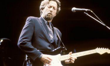 Άσχημα νέα: Ο θρύλος της μουσικής Eric Clapton κουφαίνεται
