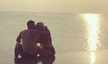 Ο Ικάρντι έκανε γυμνός ηλιοθεραπεία (pics)