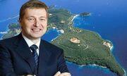 Τα σχέδια του Ριμπολόβλεφ για τον Σκορπιό – Δείτε τι θα φτιάξει στο πρώην νησί του Ωνάση