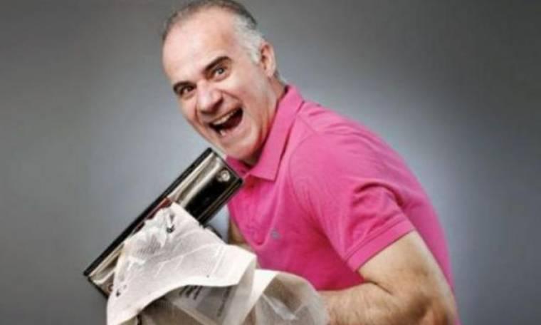 Γιώργος Μητσικώστας: «Το απωθημένο μου είναι να κάνω ένα show μέσα στη Βουλή»