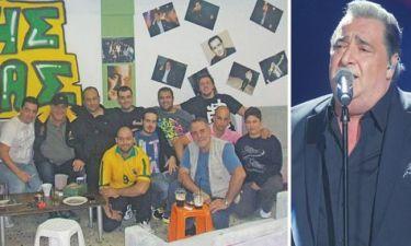 Βασίλης Καρράς: Μετακομίζει το fan club λόγω… χωρητικότητας