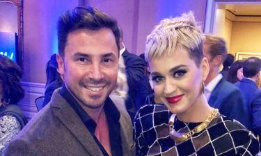 Η Katy Perry δεν ξεχνά την Σαντορίνη