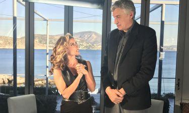 Λάσπα- Φασούλας: Μια συνέντευξη με διαφορά ύψους...