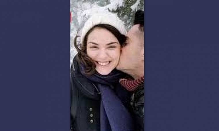 Βρισηίδα Ανδριώτου-Δημήτρης Δαλάκος: Οι πρώτες φωτογραφίες του έρωτά τους!