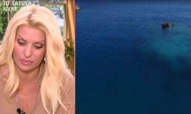 Ελένη: Το ταξίδι με τον Μάκη της στην Κάρπαθο, το πανηγύρι και οι φωτό στο κινητό της!