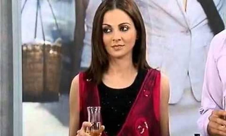 Μαρία η άσχημη: Η Μαρία εκπλήσσεται όταν βλέπει τον Αλέξη να της φέρνει φαγητό στο γραφείο της