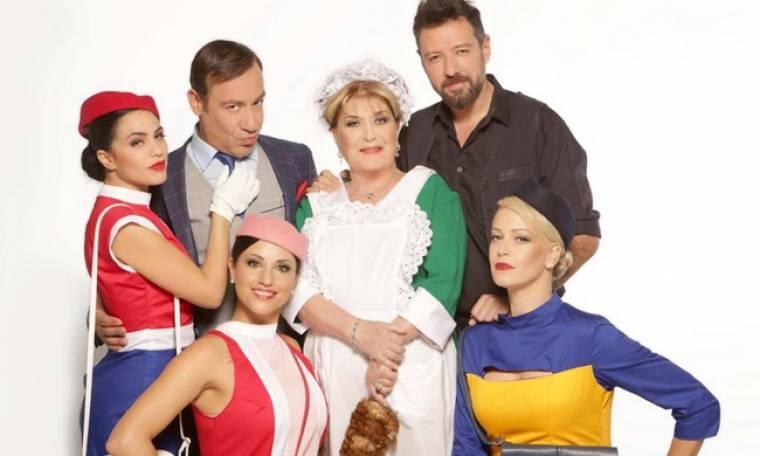 Παπαγιάννης: Εκτός της παράστασης «Πετάει, πετάει» ο ηθοποιός – Αυτή είναι η ανακοίνωση του θεάτρου